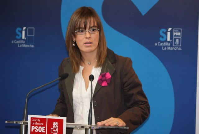 Esther Padilla PSOE C-LM