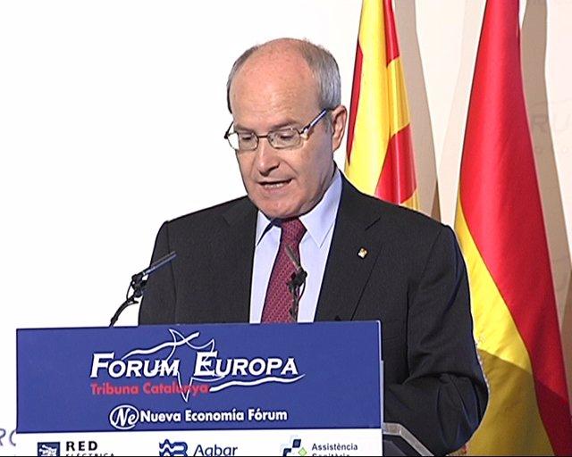 Montilla cree que las tesis de Puigcercós perjudican