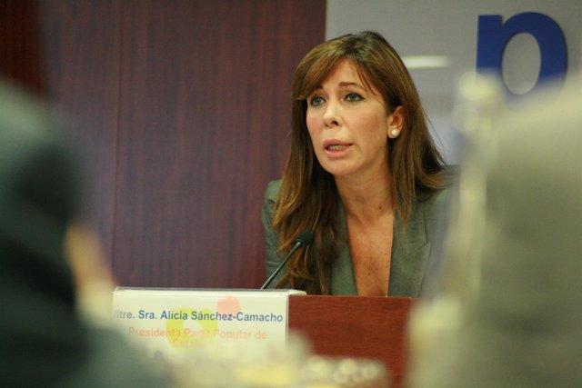 Alícia Sánchez Camacho