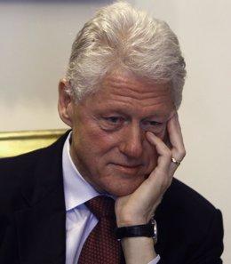 El ex presidente de Estados Unidos Bill Clinton