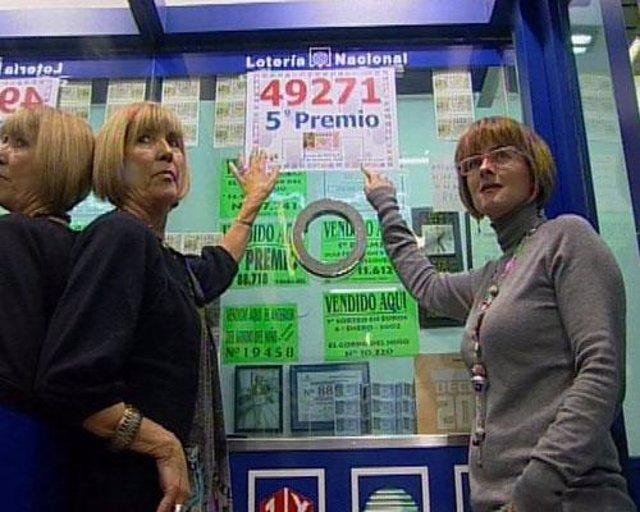 Administración de lotería de Barakaldo