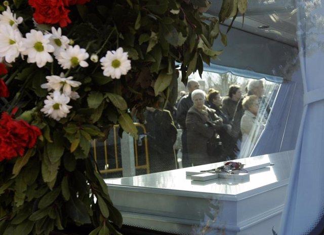 Funeral de los cuatro niños de Sant Boi