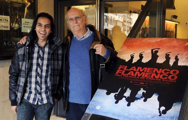 Carlos Saura y Farruquito presentan Flamenco, Flamenco