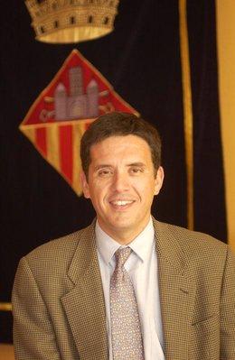 El Alcalde De Sant Cugat Del Vallès, Lluís Recoder.