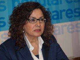 El PP de C-LM dice no tener información sobre la dimisión de la edil toledana María Paz Ruiz