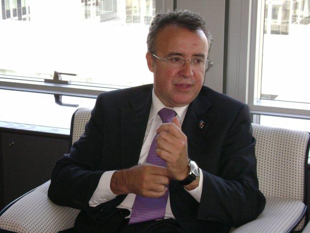 Salvador Garriga.