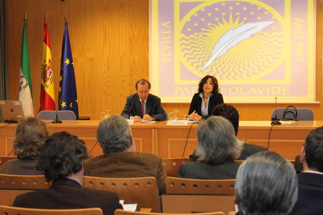 Congreso en la UPO sobre conservación de teatros romanos