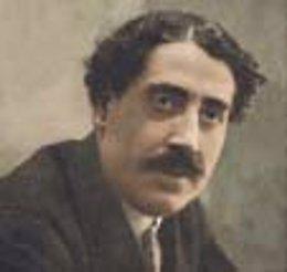 El escritor Rafael Cansinos Assens