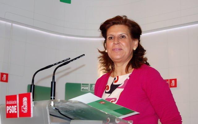 PSOE De Andalucía: Nota De Prensa Rosa Torres 15 11 10