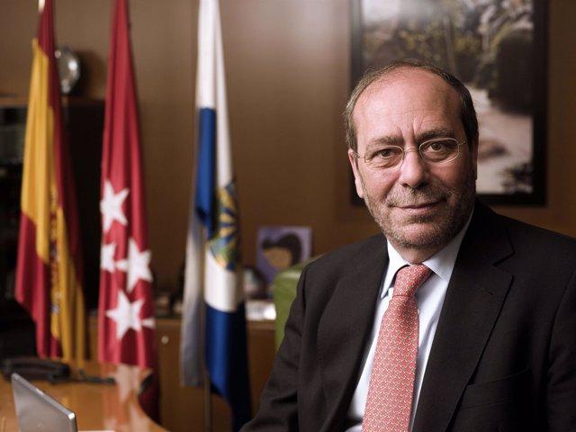 Manuel Robles, puesto 23 del ránking