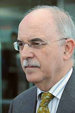El consejero de Economía, Alberto Larraz
