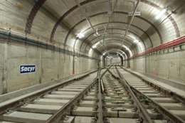 obra ferroviaria de Sacyr