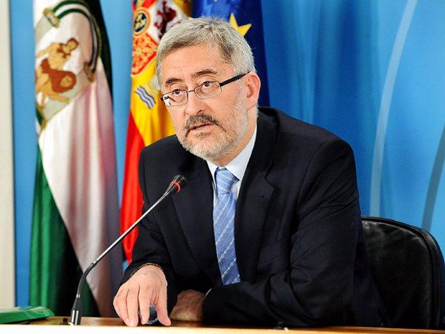 Antonio Ávila, en rueda de prensa