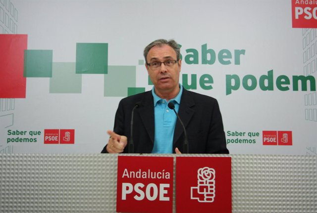 El candidato del PSOE a la Alcaldía de Córdoba, Juan Pablo Durán