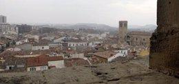 Vista general de la ciudad de Logroño