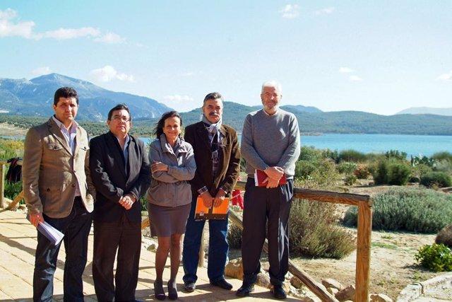 Constitución de la reserva ecológica del río Turón y Guadalteba