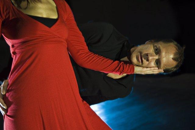 TEATRO CENTRAL NOTA FOTOGRAFÍAS Danza Genèvieve Mazin/Manuela Nogales
