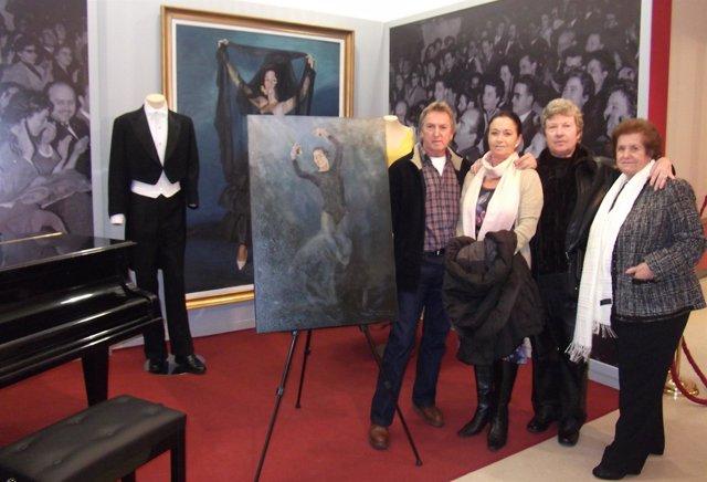 Donación al museo Mariemma