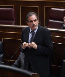 Valeriano Gómez en el Congreso