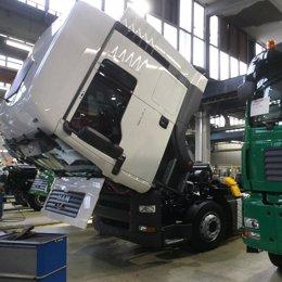 Fábrica de camiones MAN