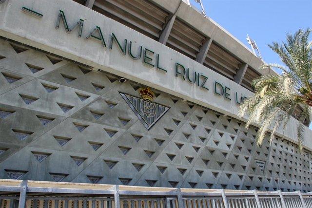 Estadio Manuel Ruiz de Lopera en Sevilla