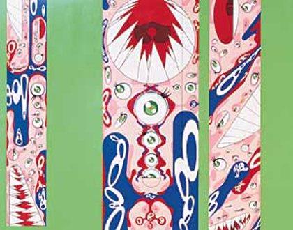 Moncloa acogerá la exposición 'Superflat. New pop culture', con una selección de obras de Takeshi Murakami