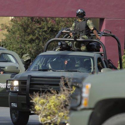 El Ejército mexicano rescata a diez secuestrados en Tamaulipas