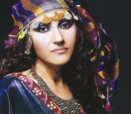 La música kurda de la cantante Aynur sonará este martes en Santa Cruz de Tenerife