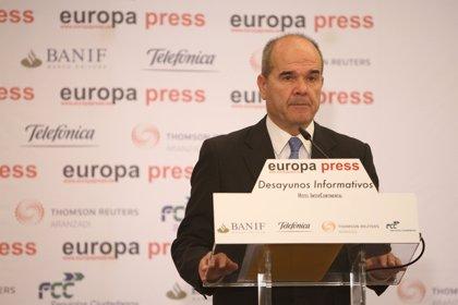 """Chaves cree que las declaraciones de Puigcercós son propias de la """"extrema derecha"""" y """"cuasi xenófobas"""""""