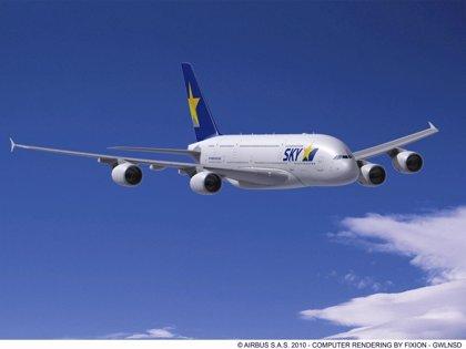 Airbus prevé incrementar sus ingresos un 5% de media hasta 2015