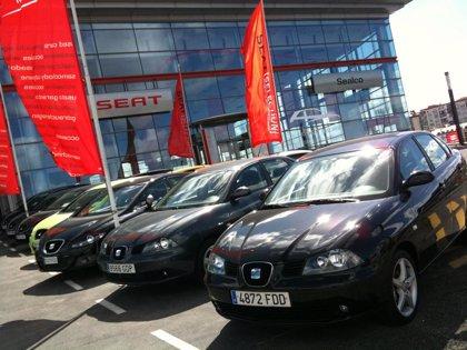 Las ventas de coches en Europa caen un 16,1% en octubre