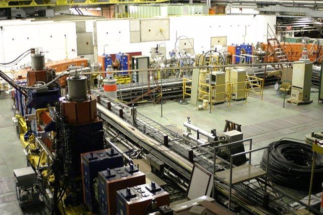 acelerador de antiprotones CERN