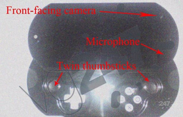 prototipo de PSP 2