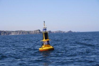 La Red Vigía registra olas de casi cinco metros en zona de La Virgen del Mar