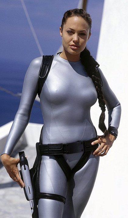 Angelina Jolie, la Wonder Woman perfecta