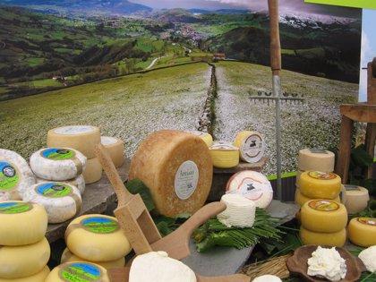 Más de 230.000 kilos de queso con denominación de origen protegida se producen anualmente en Cantabria