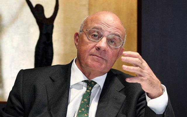 Josep Oliu presidente de Banco Sabadell