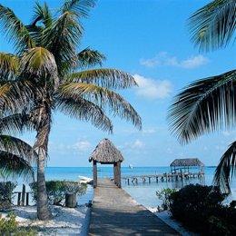Cancún, un paraíso junto al mar.