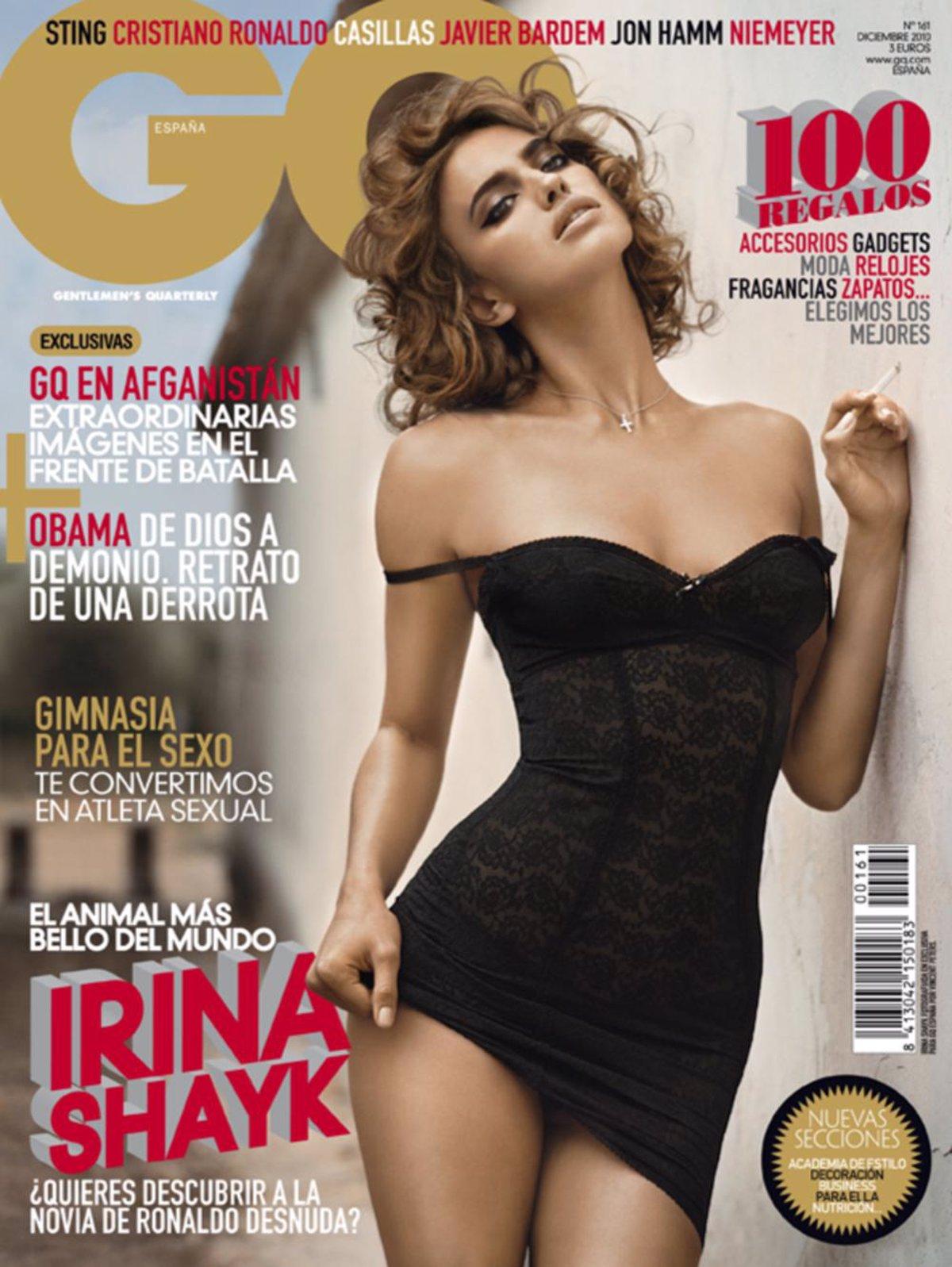 Irina Shayk Se Desnuda Por Dentro Y Por Fuera