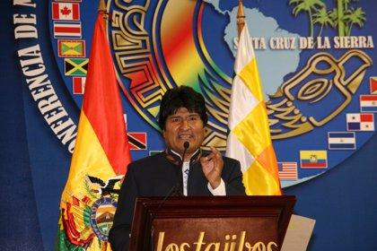 Bolivia.- Morales acusa a un congresista de EEUU de querer asesinar a Chávez