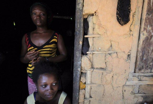 Pobreza en Nigeria