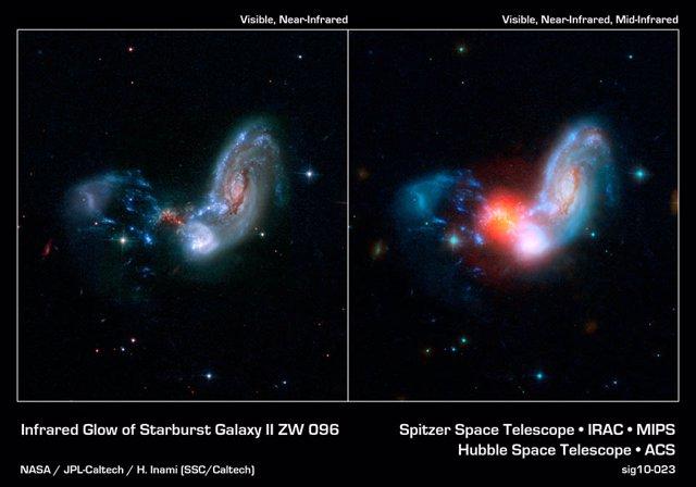 explosión estelar