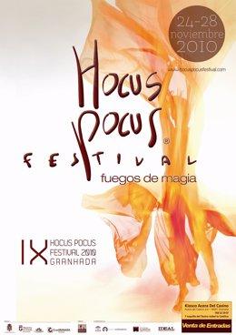 Cartel del Hocus Pocus 2010
