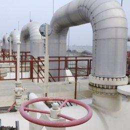 Recursos de una estación de gas