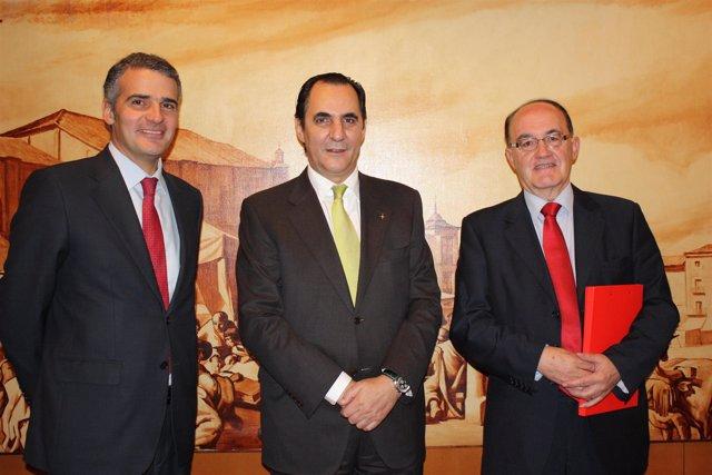 Convenio de colaboración, Cámara de Comercio y Banco Santander