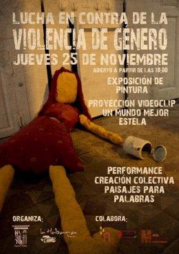Lucha violencia género