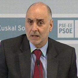 Secretario de Organización del PSE, Rodolfo Ares