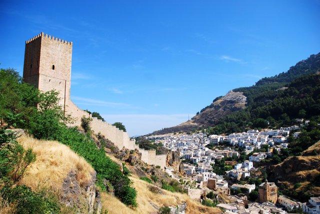 Castillo de la Yedra en Cazorla