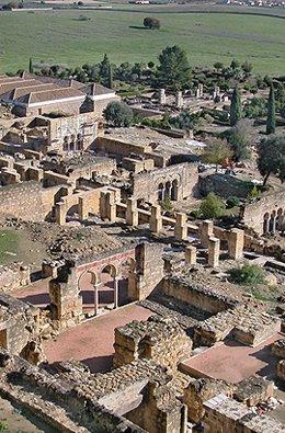Vista general del Conjunto de Medina Azahara