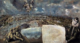 El alcalde de Toledo dice que se espera un millón más de turistas en 2014 por el centenario de la muerte de El Greco